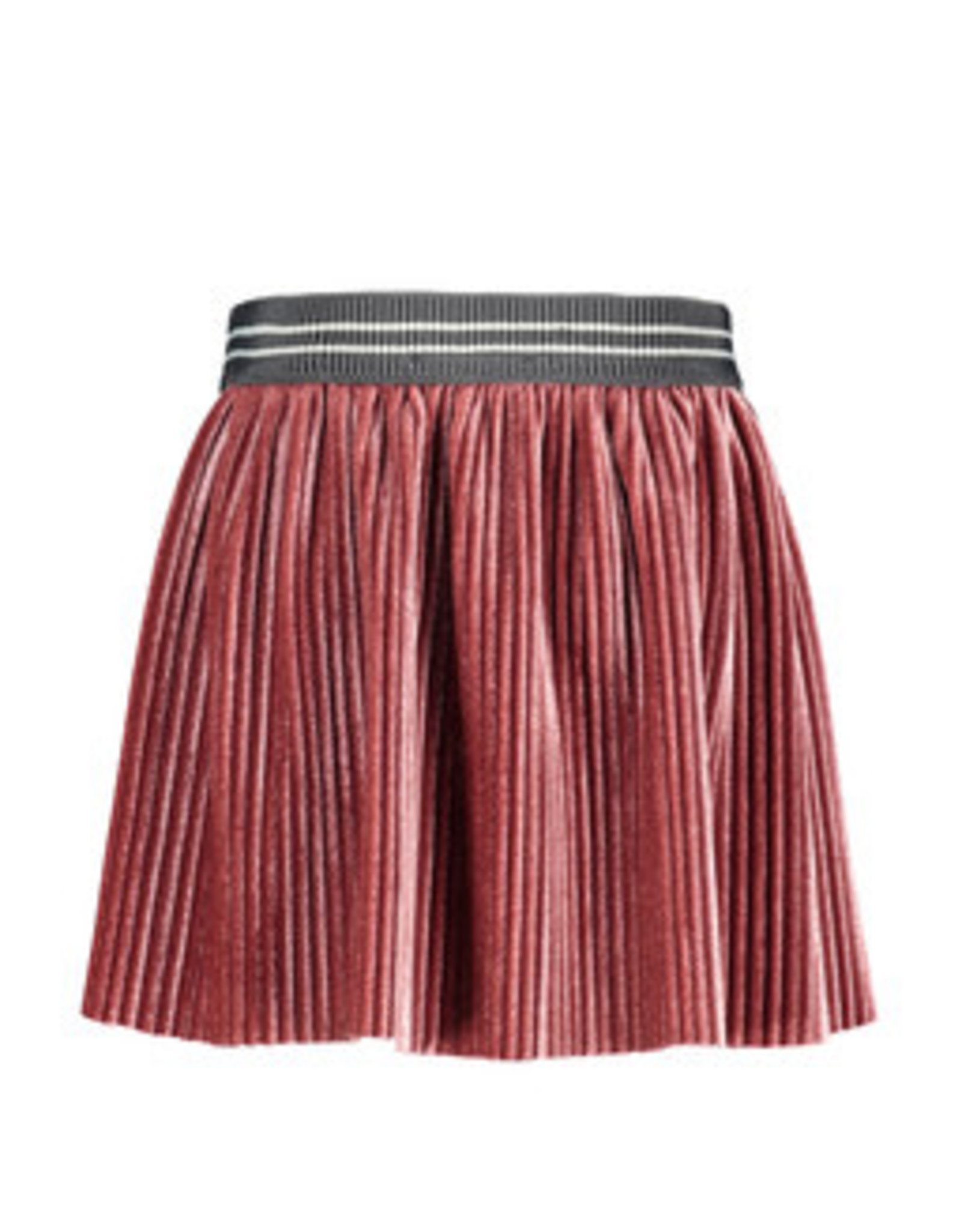 Like Flo Flo baby girls rib velours skirt maat 86