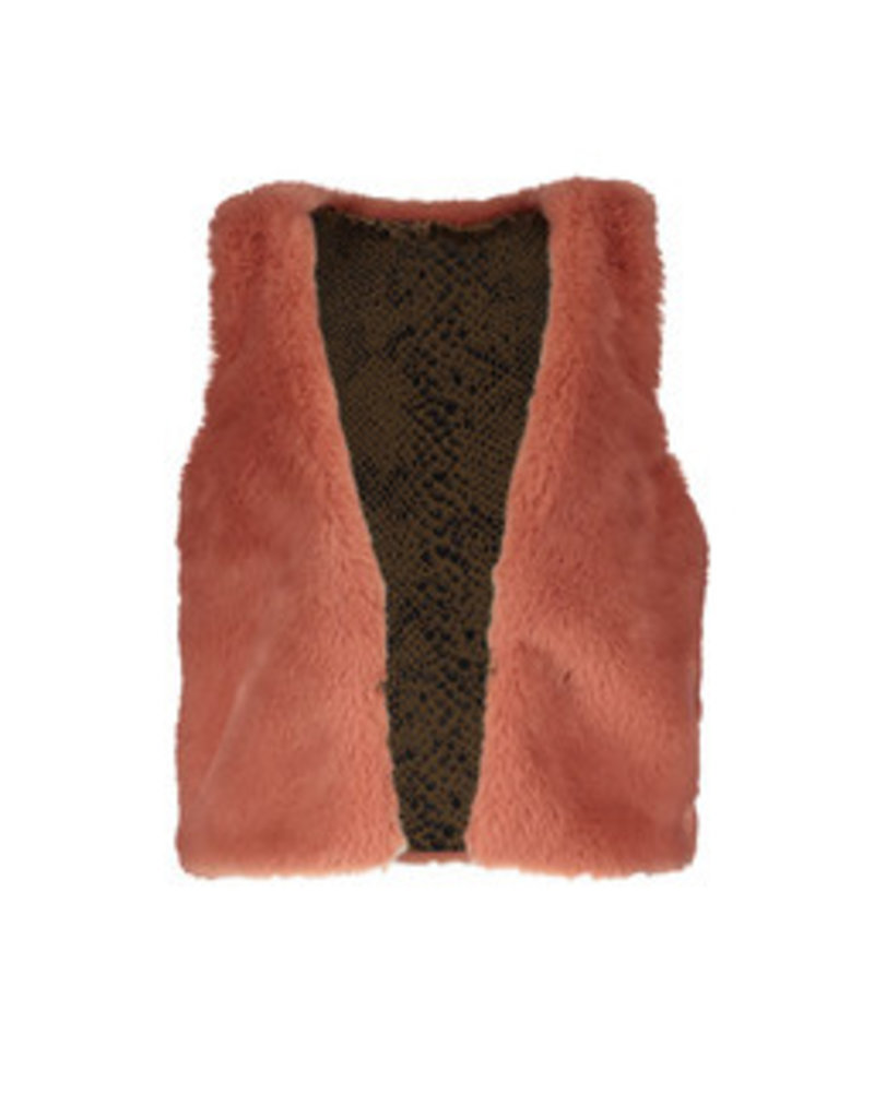 Like Flo Flo baby girls teddy gilet
