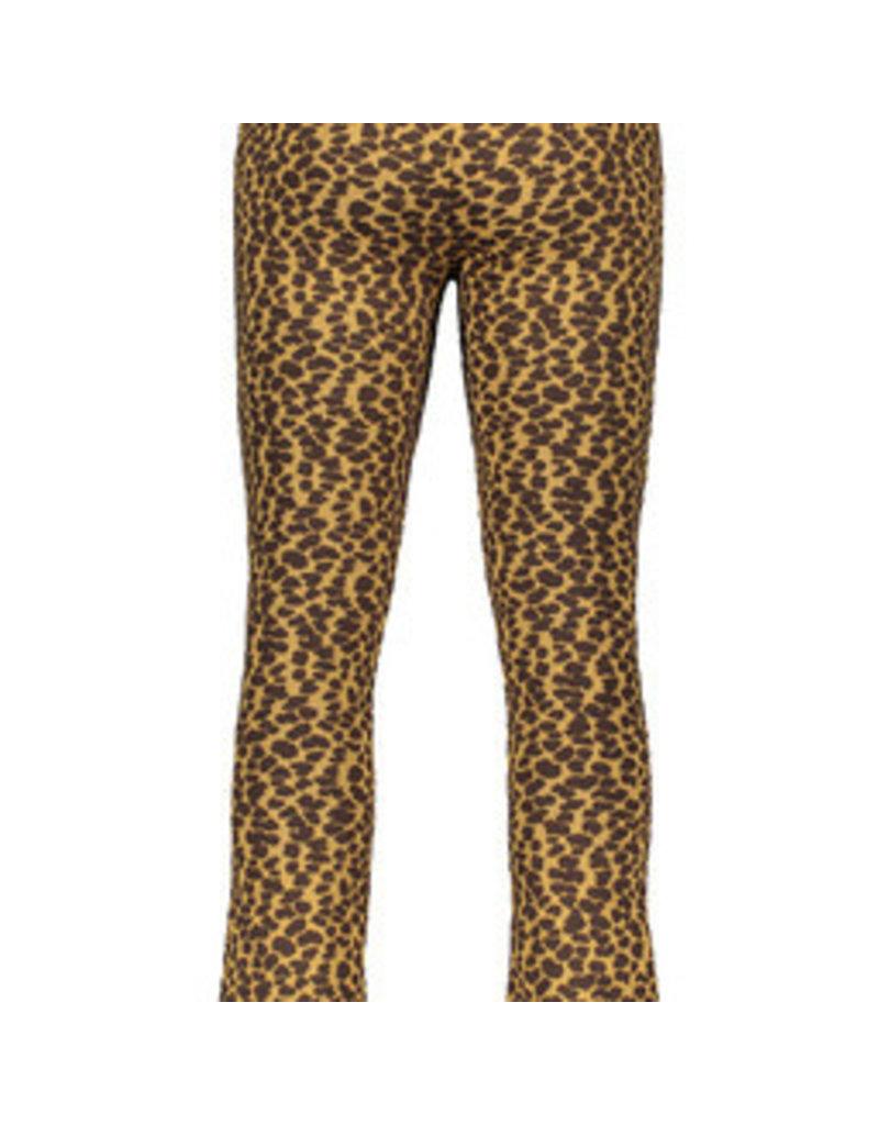 Like Flo Flo girls dot jacquard flare pants