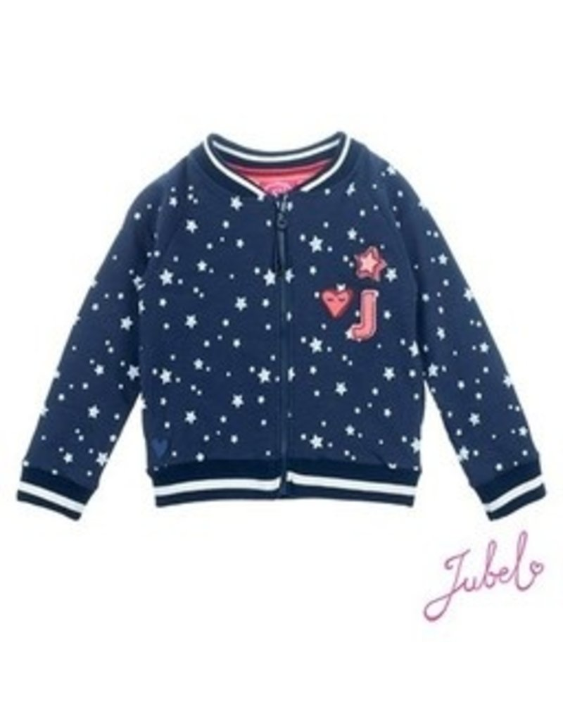 Jubel Sweatvest - Lucky Star