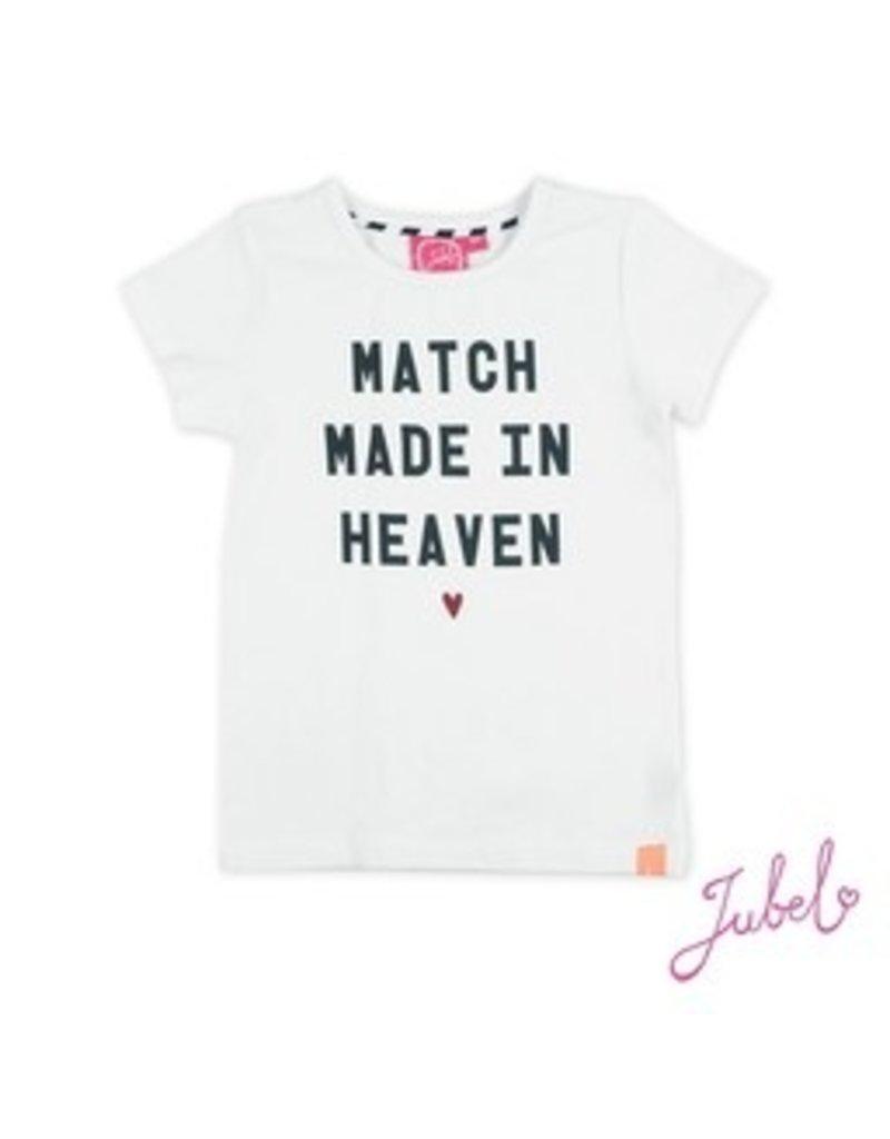 Jubel T-shirt - Leopard Lipstick