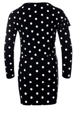 Looxs Revolution Girls L.Sleeve wrap dress