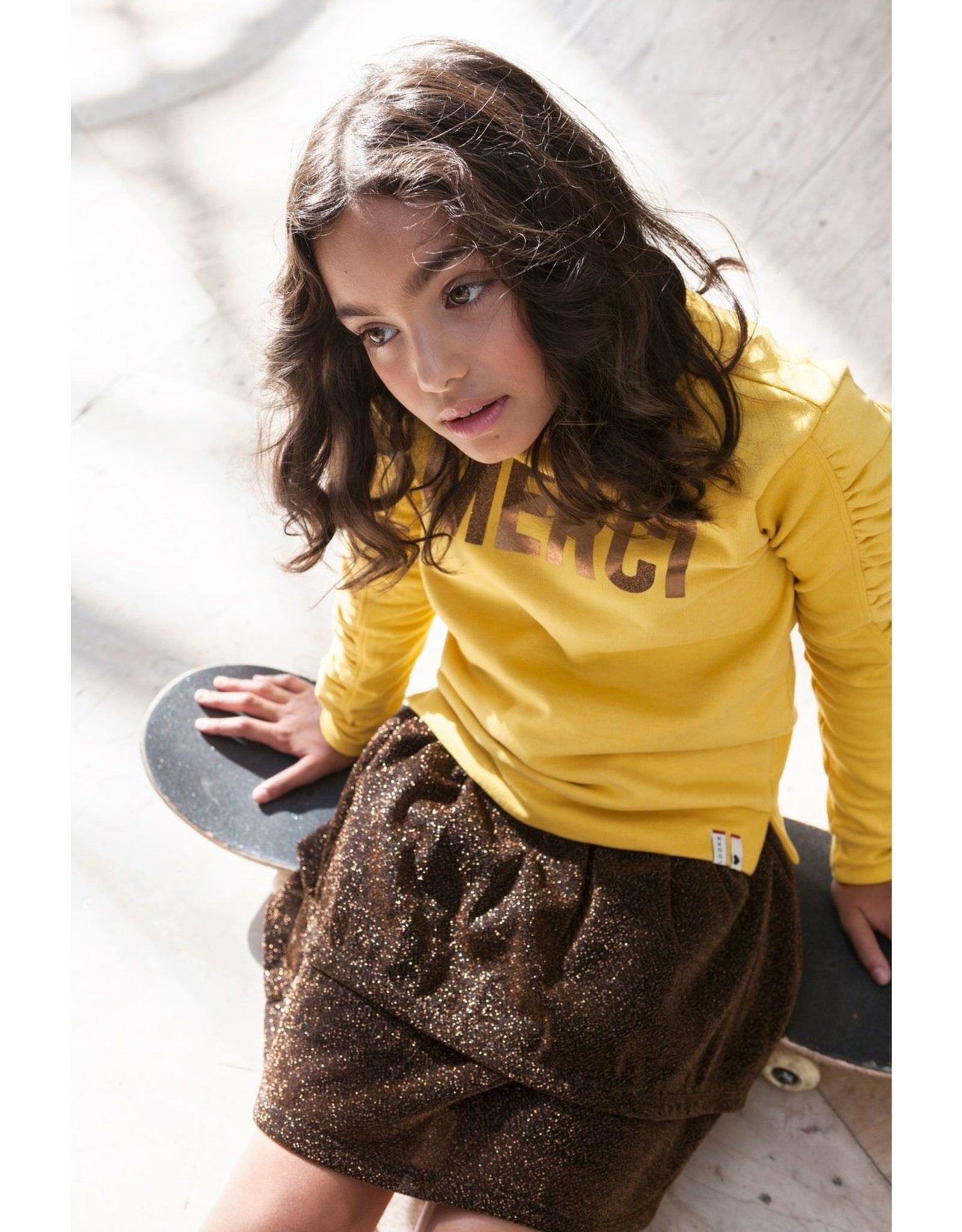 Looxs Revolution Girls glitter skirt
