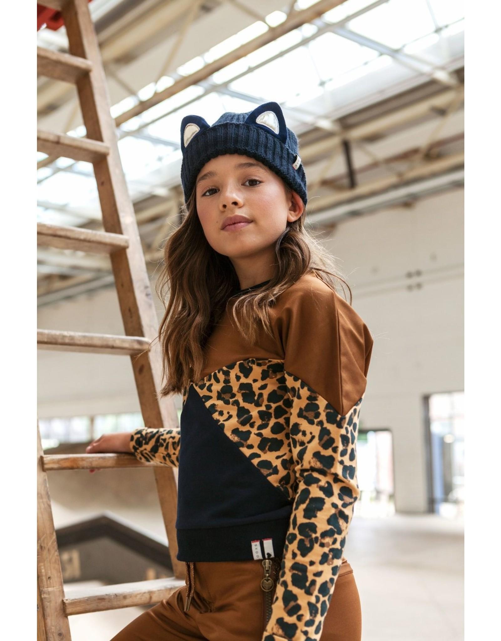 Looxs Revolution Girls sweater mix