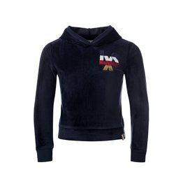 Looxs Revolution Girls velours hoody sweat