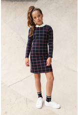 Looxs Revolution Girls dress top with wove