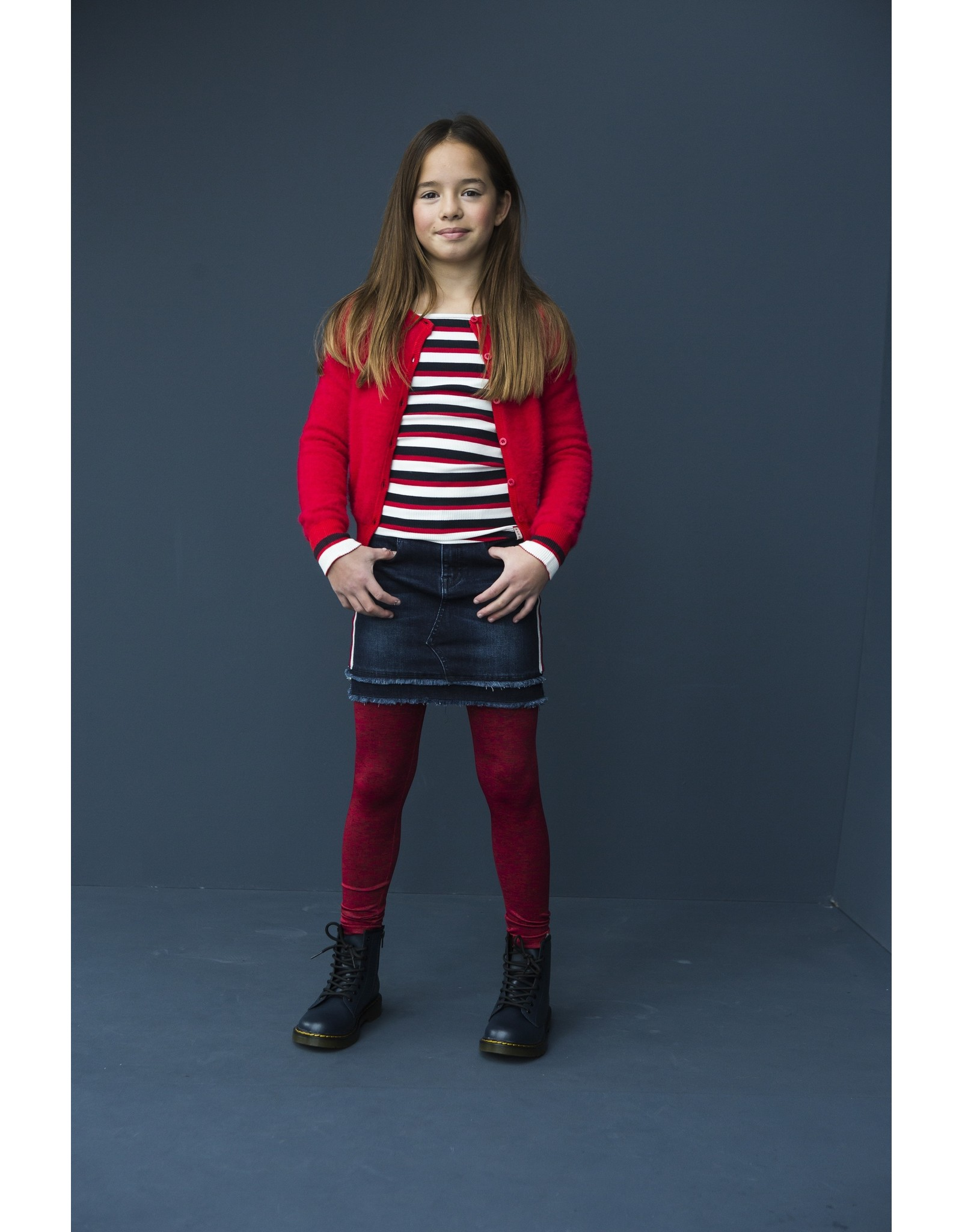 Looxs Revolution Girls Denim skirt