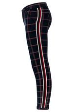 Looxs Revolution Girls check pantalon pant