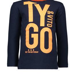Tygo & Vito T&v  t-shirt LS TYGO&vito