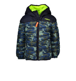 Tygo & Vito T&v jacket AOP camo