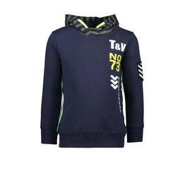 Tygo & Vito T&v  hoody striped hood TV NO 73