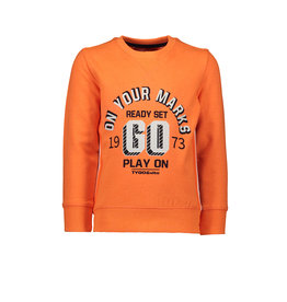 Tygo & Vito T&v sweater neon ON YOUR MARKS GO