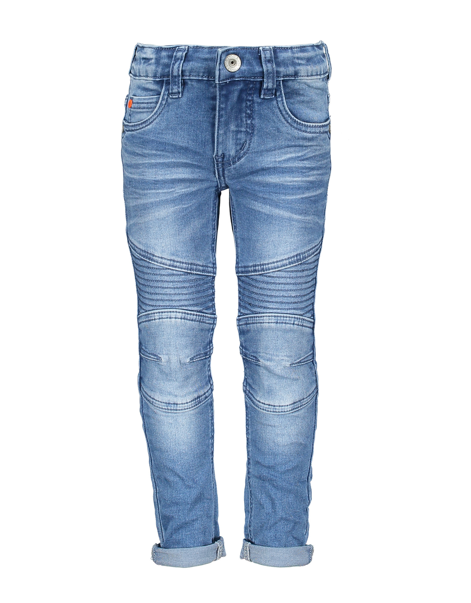 Tygo & Vito T&v jeans stretch denim fancy kneeparts