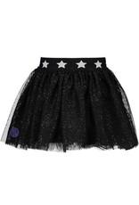B-nosy Girls glitter netting skirt