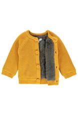 Noppies U Cardigan Knit ls Lou honey yellow