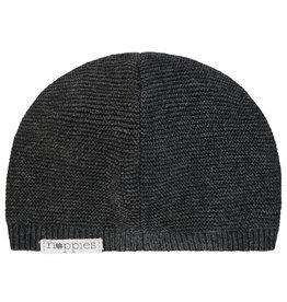 Noppies U Hat Knit Zola dark grey melange