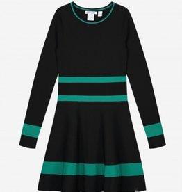 NIK & NIK Girls Dress Belia Color: black