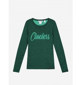 NIK & NIK Girls Cluless Pullover Color: dark green