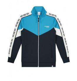 NIK & NIK Boys Track Jacket Almo  Color: dark blue