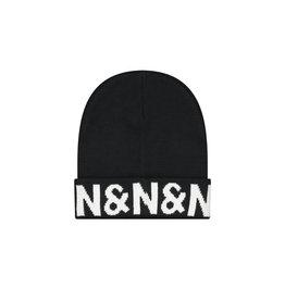 NIK & NIK Girls/Boys N&N Beanie Color: black