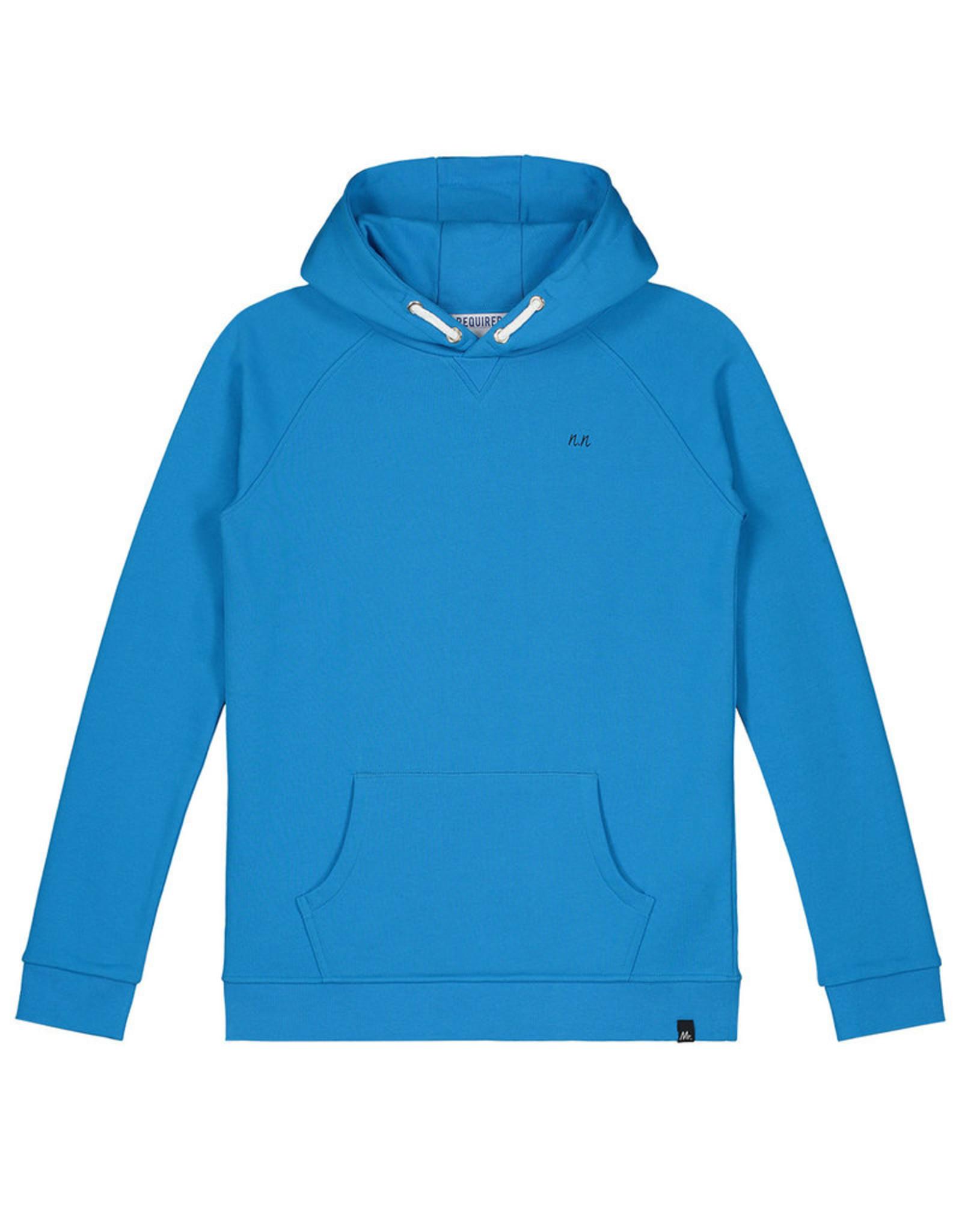 NIK & NIK Boys Percy Hoodie Color: atlas blue