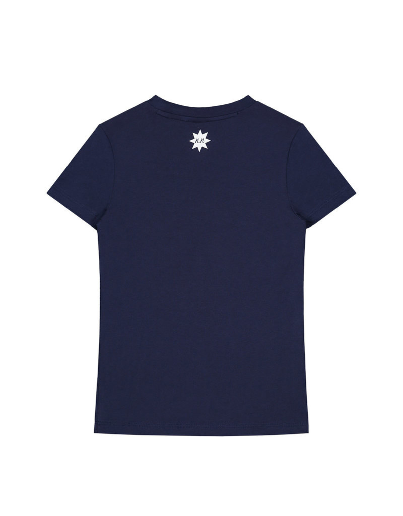 NIK & NIK Girls T.shirt Love Wins Color: dark blue