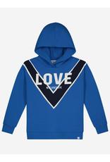 NIK & NIK Girls love hoodie maat 176