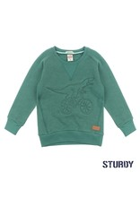Sturdy Sweater Dino - Concrete Jungle