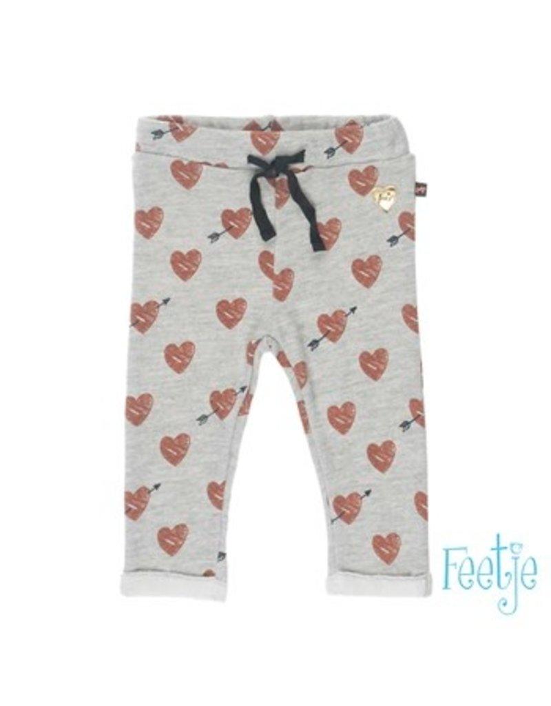 Feetje Broek AOP - Made With Love