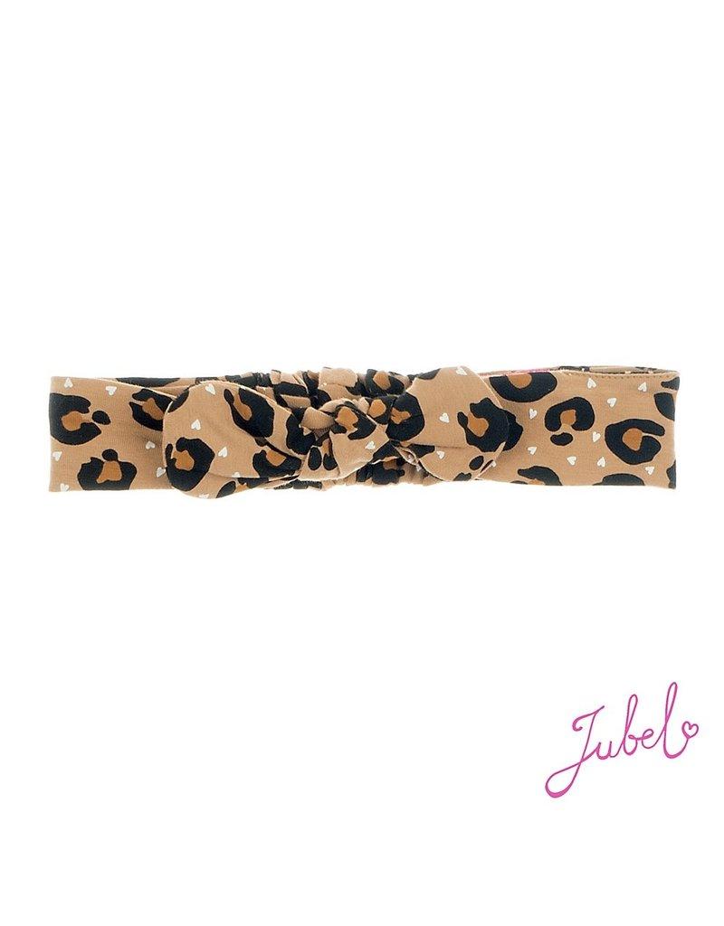 Jubel Haarband - Leopard Lipstick