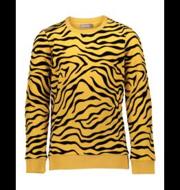 Geisha Sweater corn/black  maat176