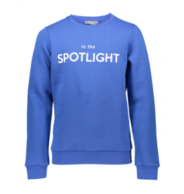 Geisha Sweater cobalt