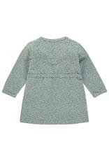 Noppies G Dress ls Mattie grey mint