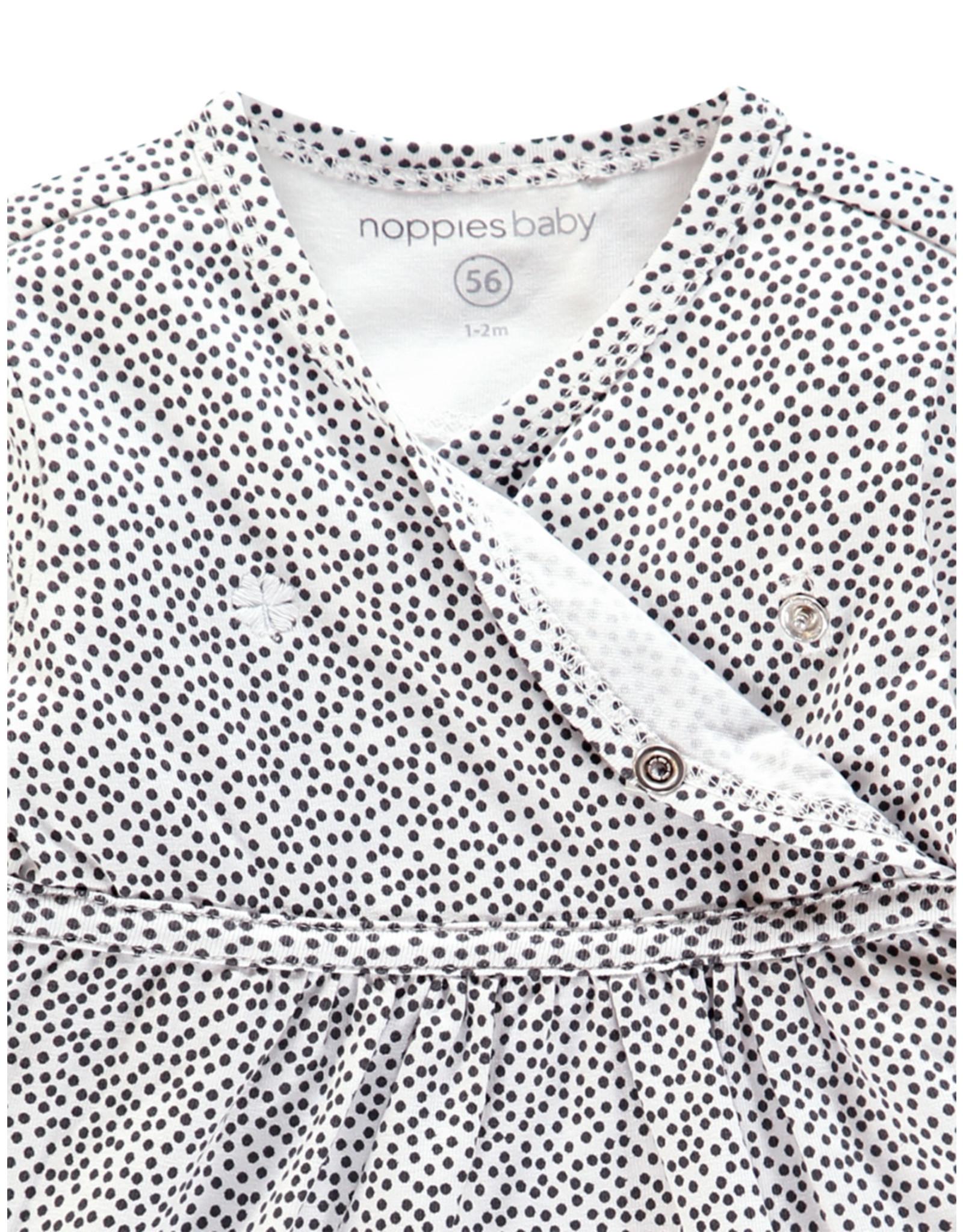 Noppies G Dress ls Mattie white