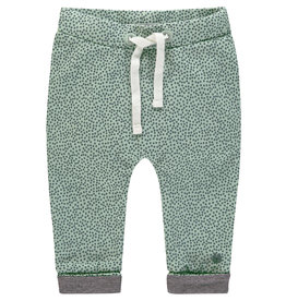 Noppies U Pants Jersey loose Kirsten aop grey mint