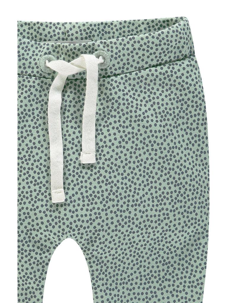 Noppies U Pants Jersey loose Kirsten aop grey mint