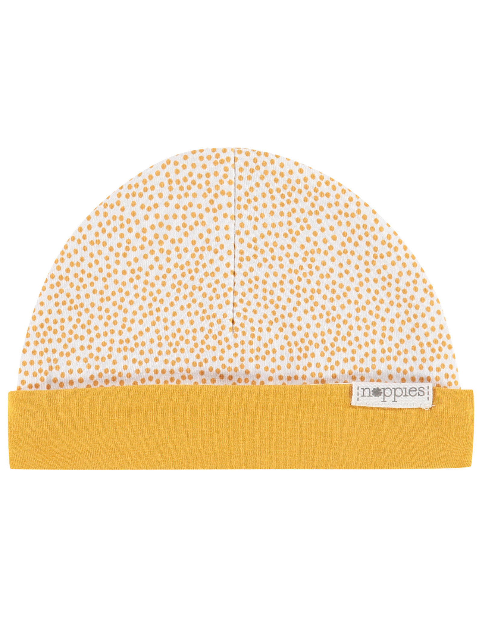 Noppies U Hat rev Babylon honey yellow