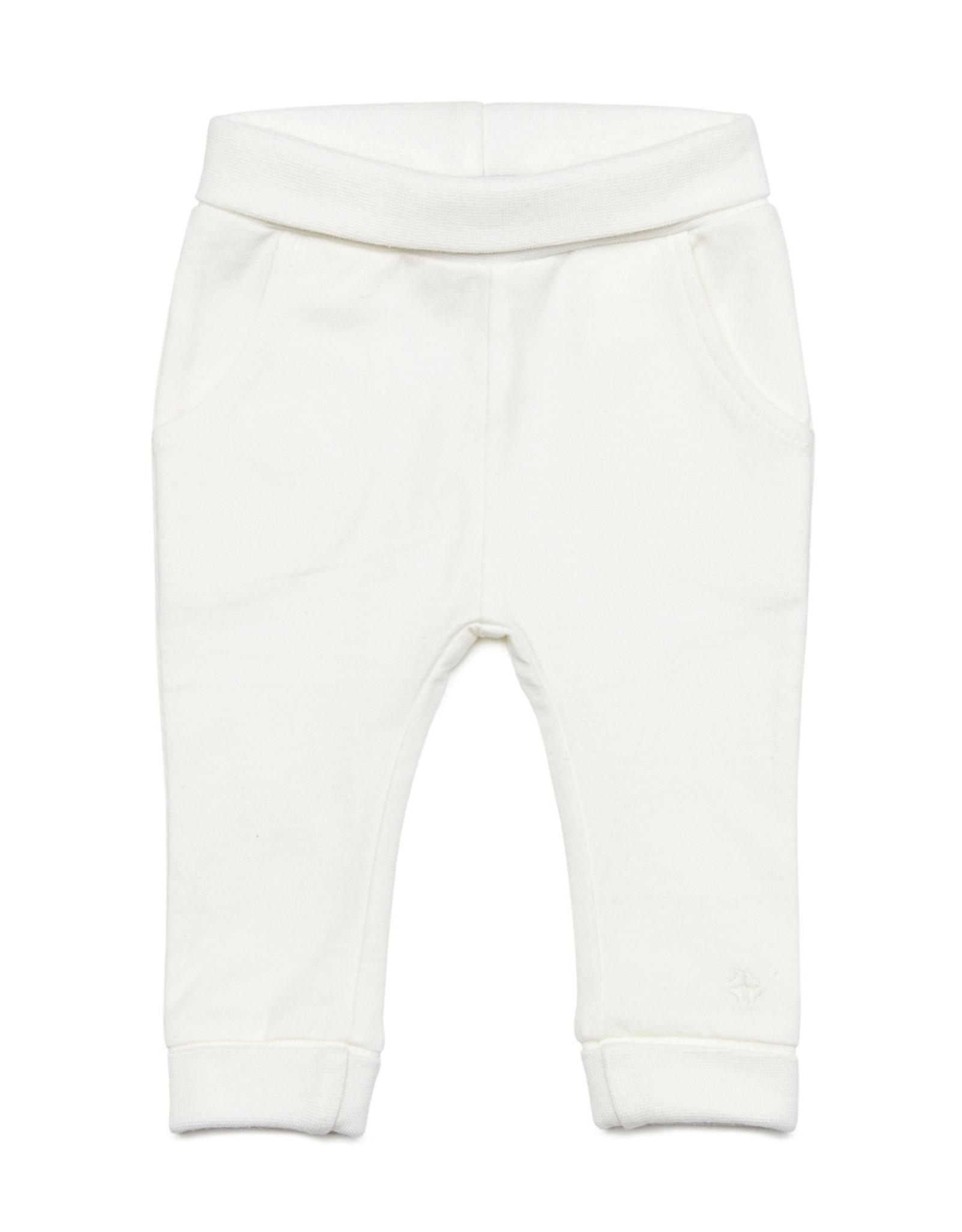 Noppies U Pants jersey reg Humpie snow white