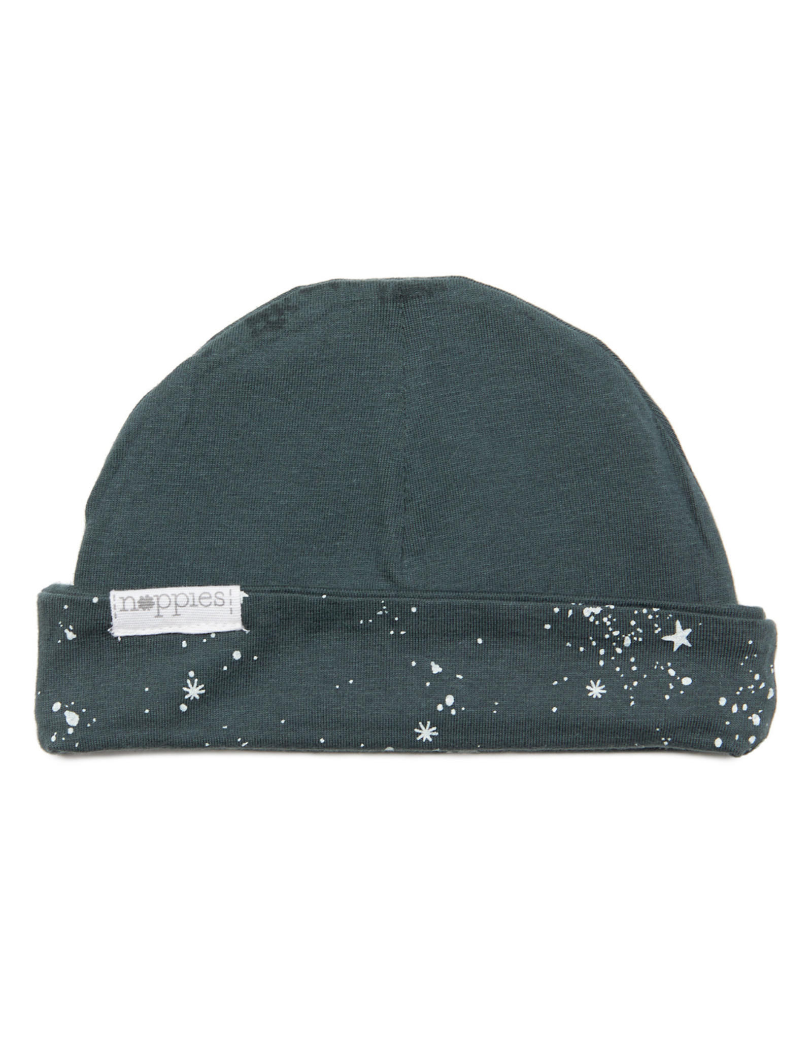 Noppies U Hat REV Jackie dark slate