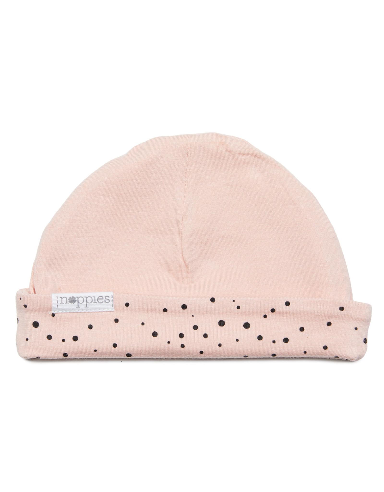 Noppies G Hat REV Lynn peach skin