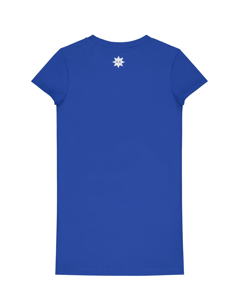 NIK & NIK Girls Dress Lucky Tee Color: river blue
