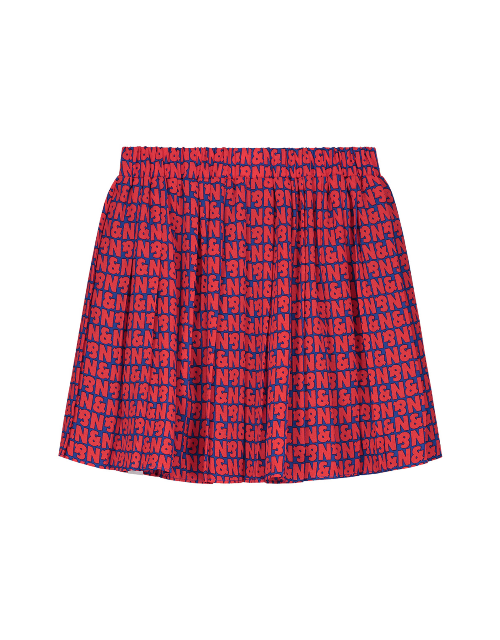 NIK & NIK Girls Skirt Cassie Color: river blue