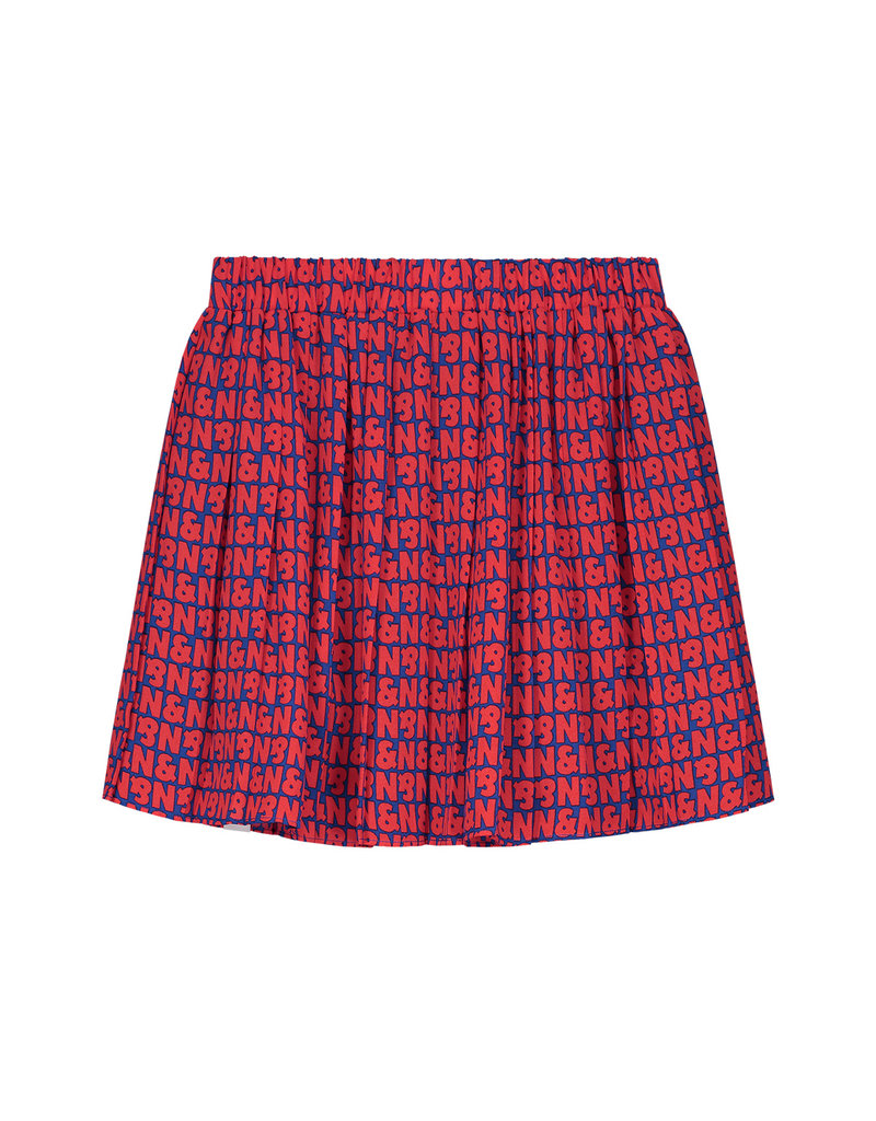 NIK & NIK Girls Skirt Cassie Color: river blue