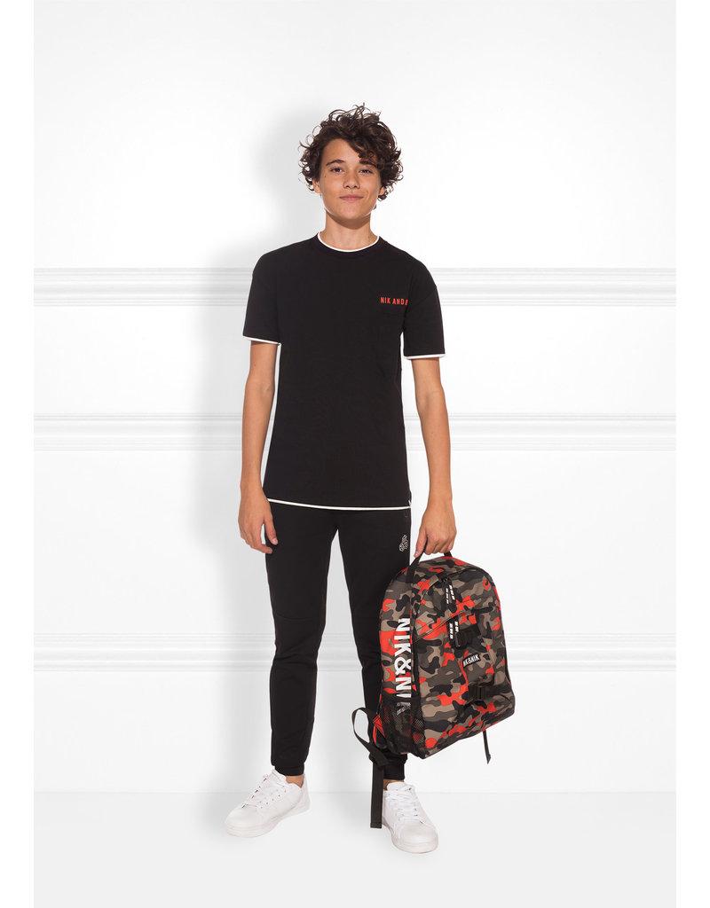 NIK & NIK Boys T.Shirt Marius Color: black