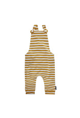 Your Wishes Ochre Stripes | Dungaree