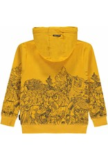 Tumble 'n Dry Boys Sweater Vikram Color: yellow ocre