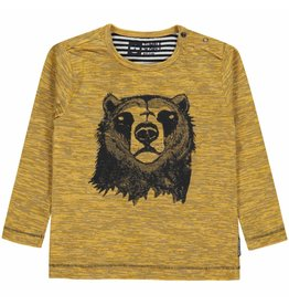 Tumble 'n Dry Boys Shirt Skyler Color: yellow ocre