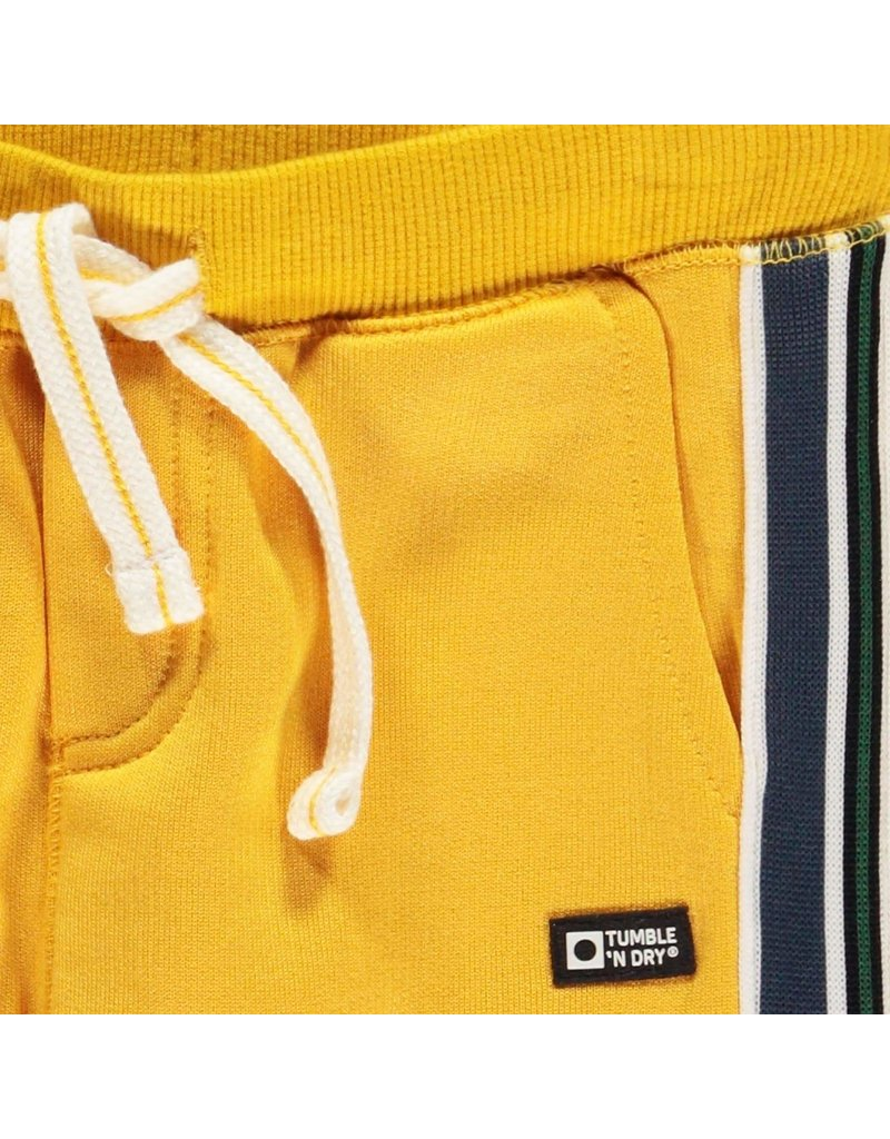 Tumble 'n Dry Boys Joggingbroek Seger Color: yellow ocre