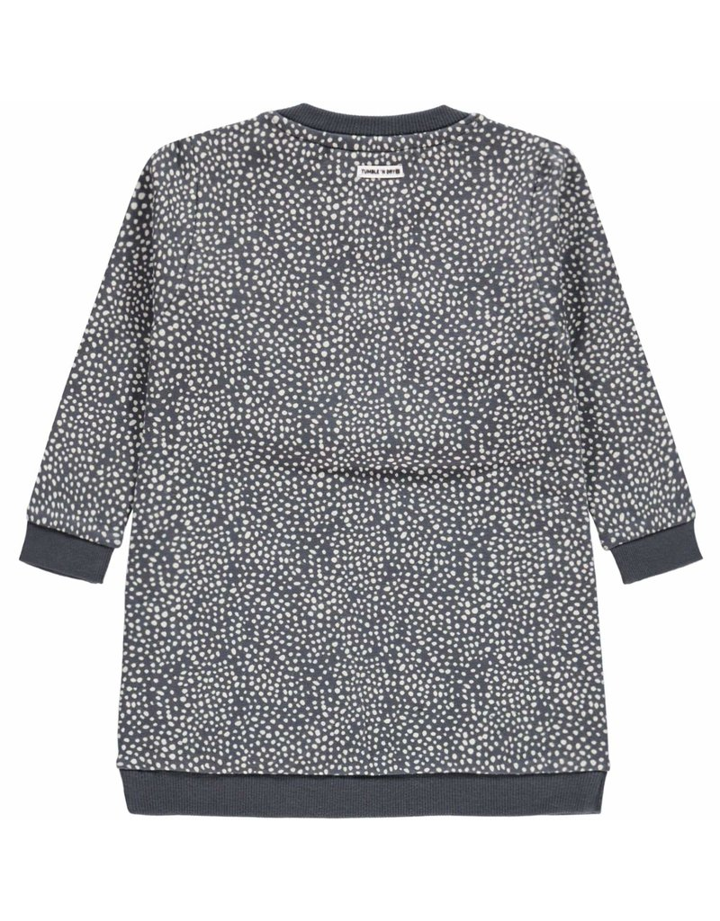 Tumble 'n Dry Girls Dress Jieke Color: grey dark