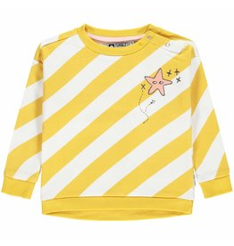 Tumble 'n Dry Girls Sweater Jonne Color: yellow
